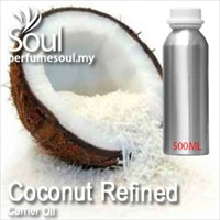 Carrier Oil Coconut Refined - 500ml