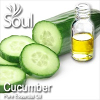 Pure Essential Oil Cucumber - 10ml