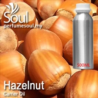 Carrier Oil Hazelnut - 500ml