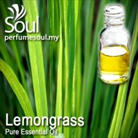 Pure Essential Oil Lemongrass - 50ml