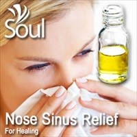 Essential Oil Nose Sinus Relief - 50ml