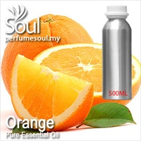 Pure Essential Oil Orange - 500ml