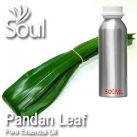 Pure Essential Oil Pandan Leaf - 500ml