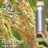 Carrier Oil Rice Bran - 1000ml