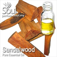 Pure Essential Oil Sandalwood - 50ml