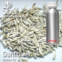 Carrier Oil Sunflower Seed - 1000ml