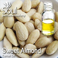 Carrier Oil Almond - 100ml